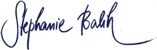 Stephanie Balih Logo