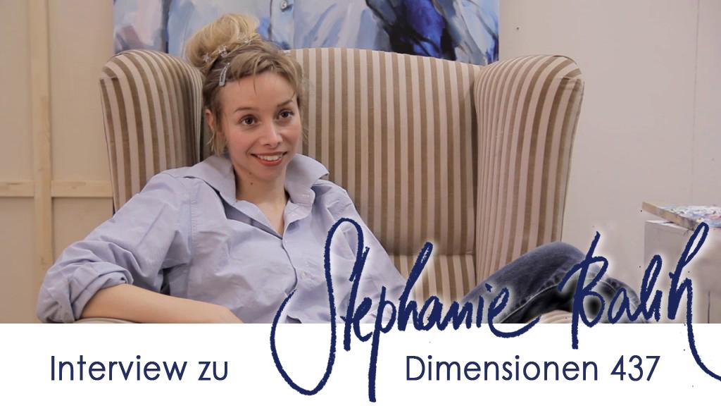 Stephanie Balih Interview Dimensionen 437