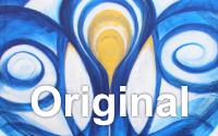"""Original-Gemälde """"Transformation"""" € 4900,-"""